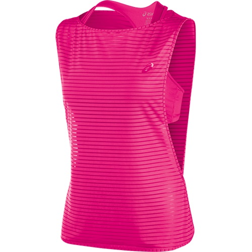 Asics Cleo Pop Double Tank Womens