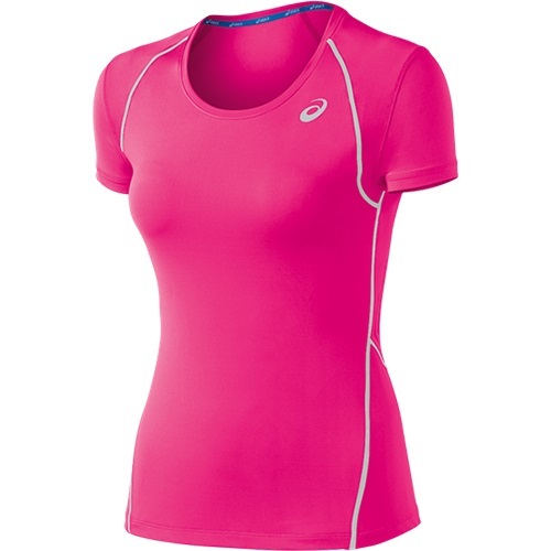 Asics Lite-Show Favorite Short Sleeve Womens