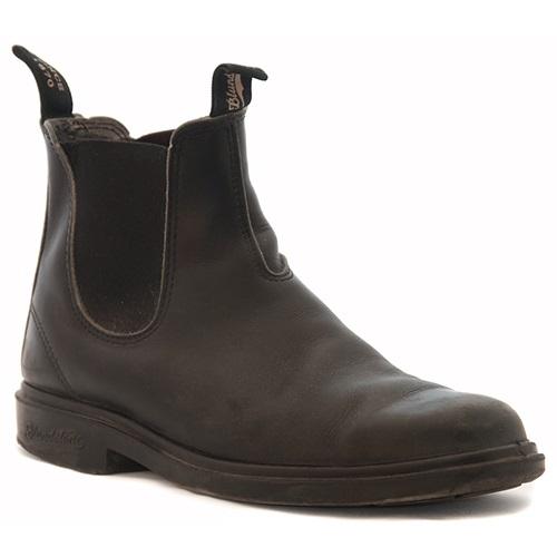 Blundstone The Chisel Toe In Black Mens
