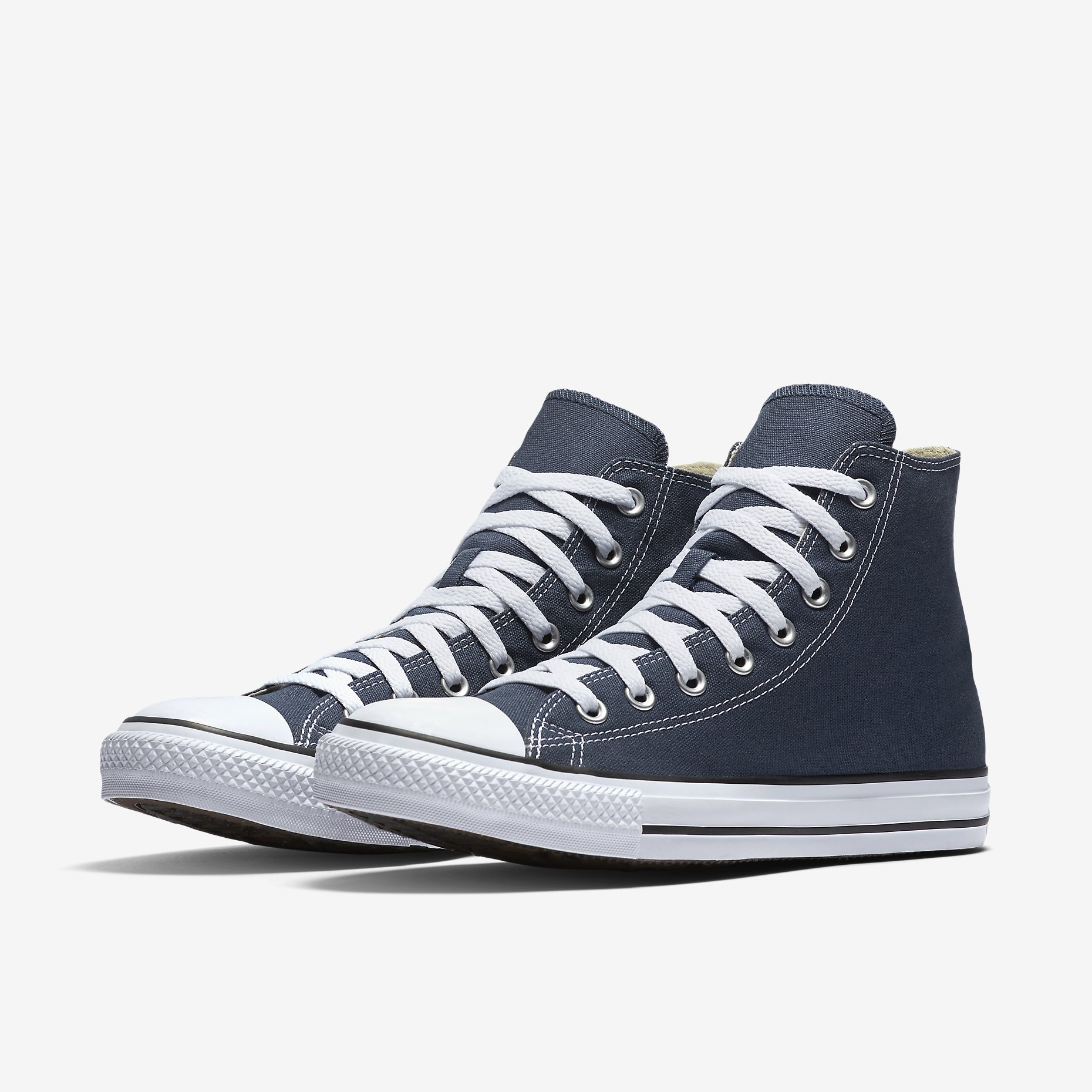 Converse Chuck Taylor All Star High Top Navy Spinners Sports