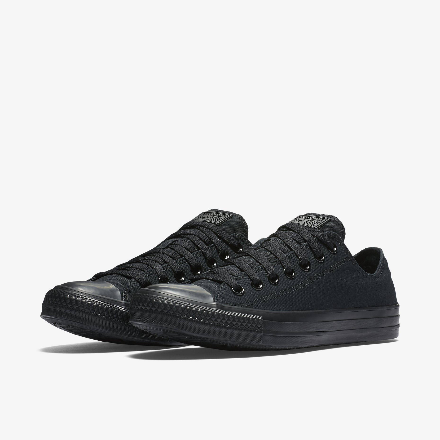 Converse Chuck Taylor All Star Low Top Black Spinners Sports Ct Ii
