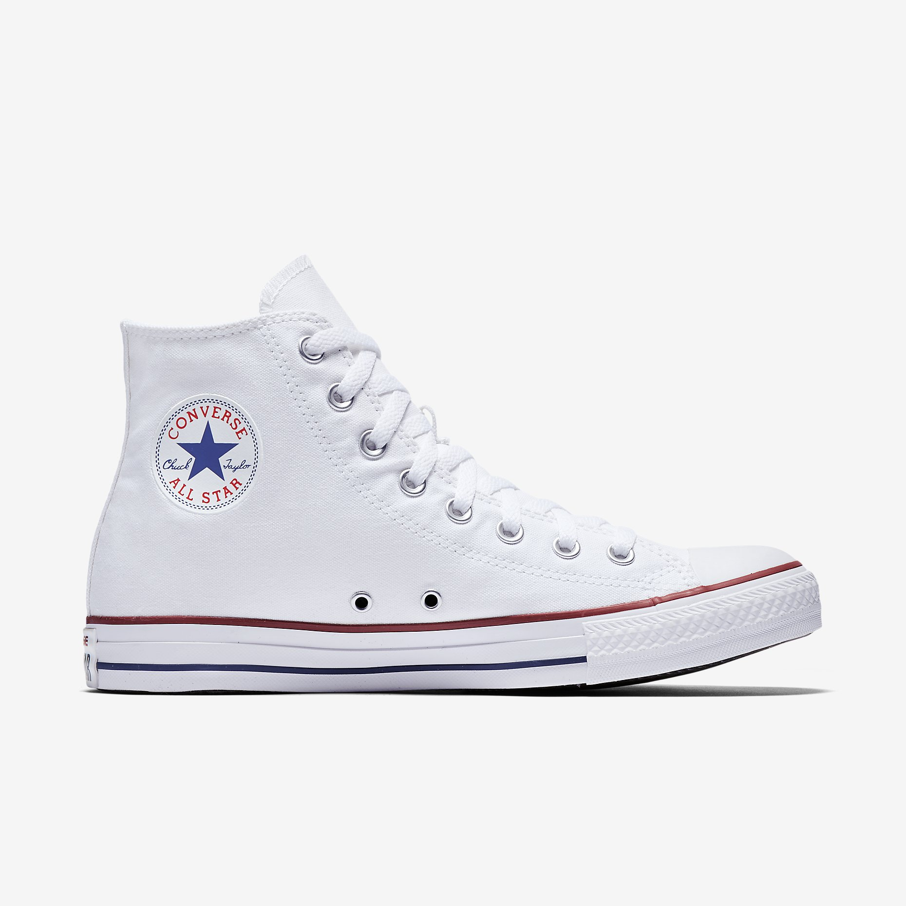 Converse Chuck Taylor All Star High Top White - Spinners Sports 7ea64f934