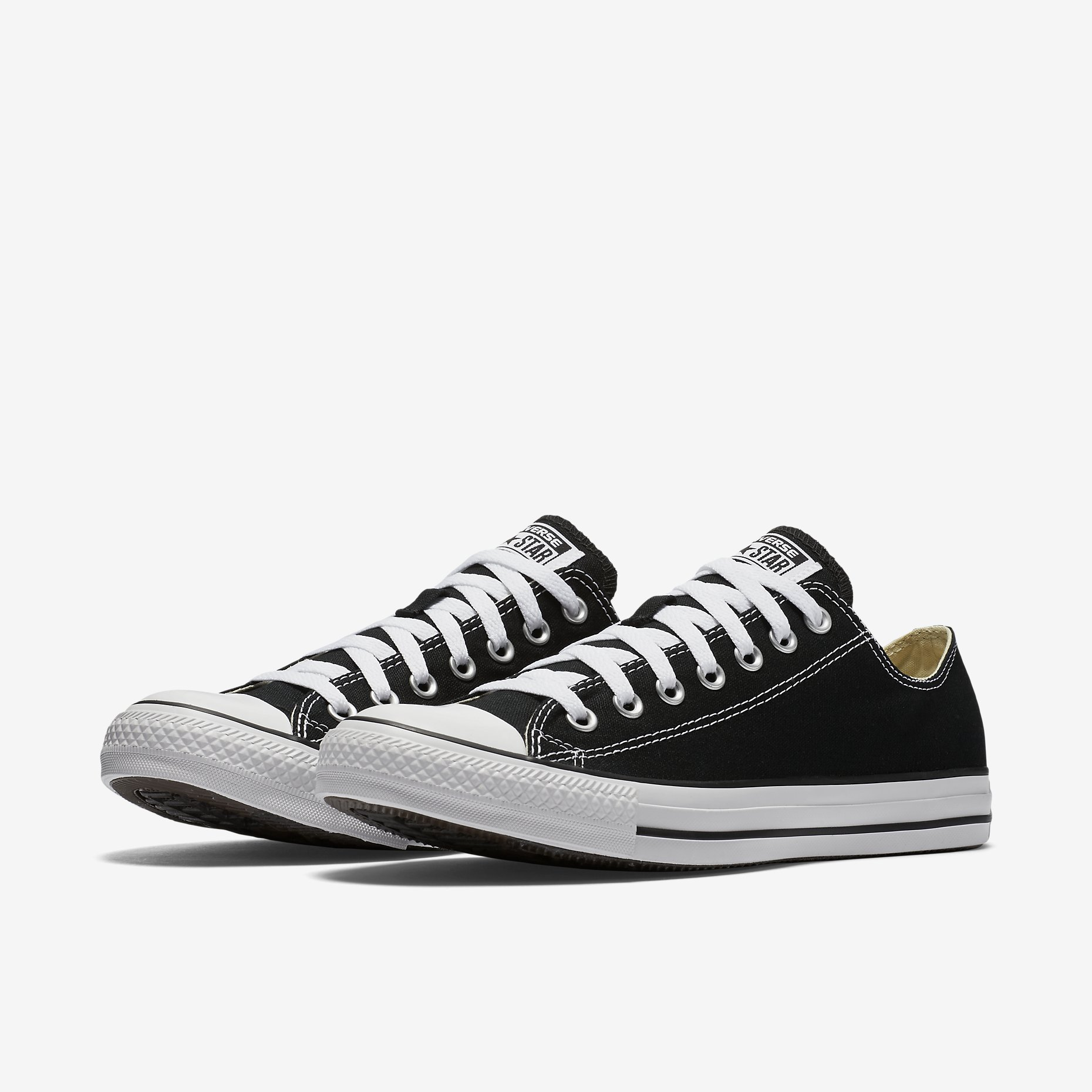 a4e1f4bb6d6c2c Converse Chuck Taylor All Star Low Top Black - Spinners Sports