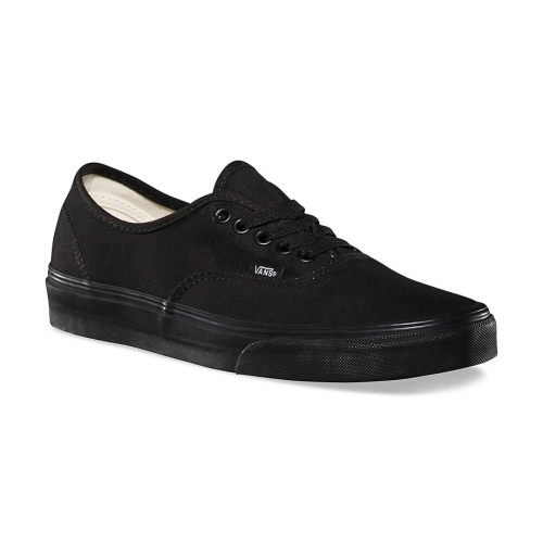 Vans Authentic -- Black/Black