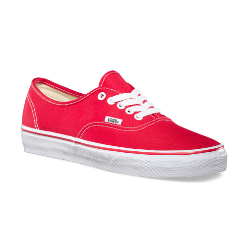 Vans Authentic -- Red