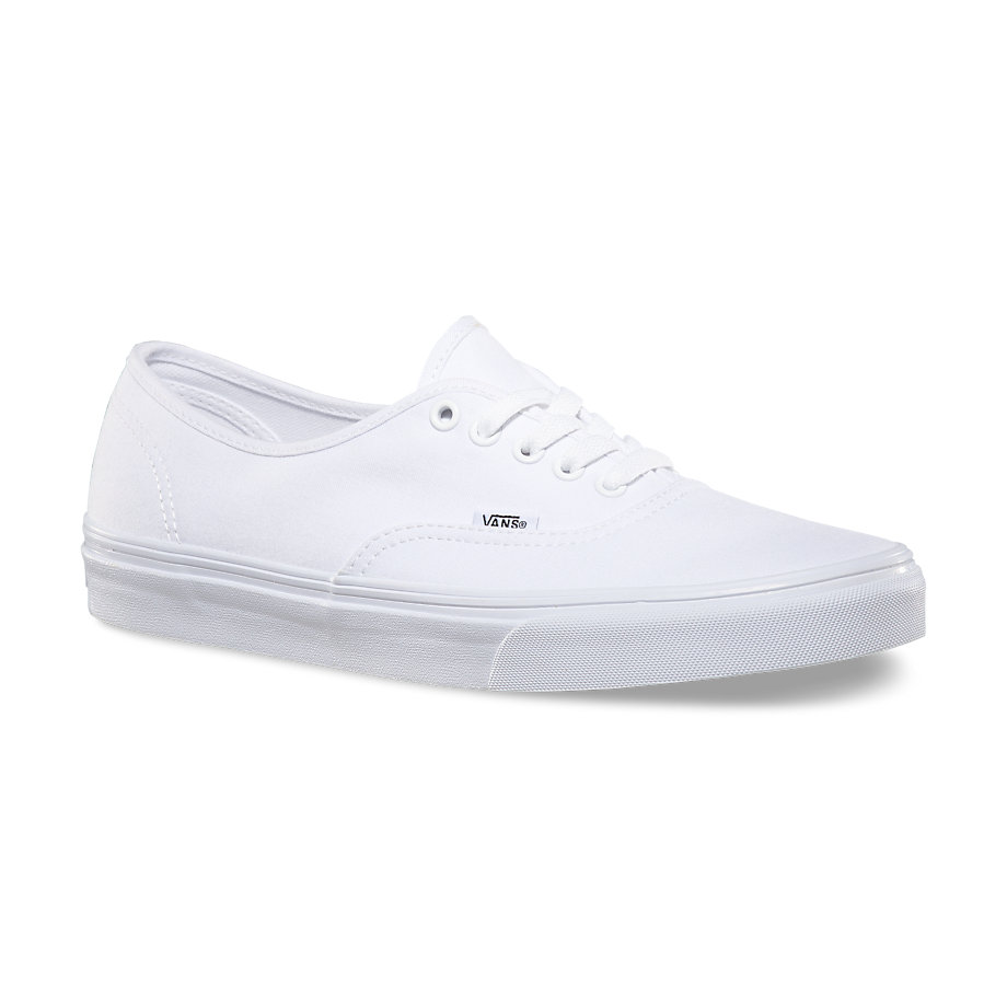 dc17ceeaa0 Vans Authentic - True White - Spinners Sports