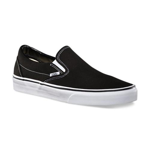 Vans Solid Colours Slip-On -- Black