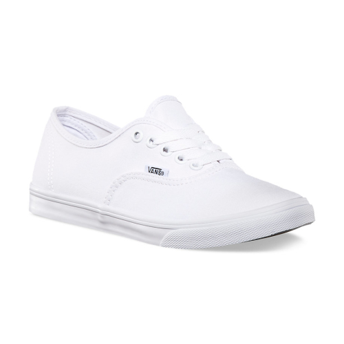 Authentic Lo Pro -- True White/Black