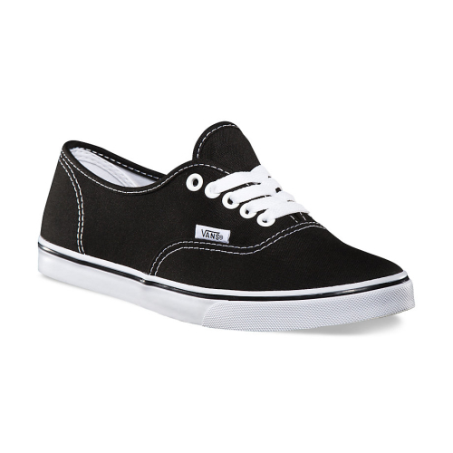 Authentic Lo Pro -- Black/White