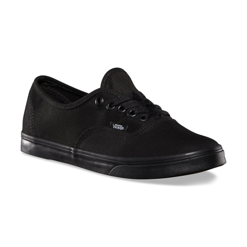 Authentic Lo Pro -- Black/Black