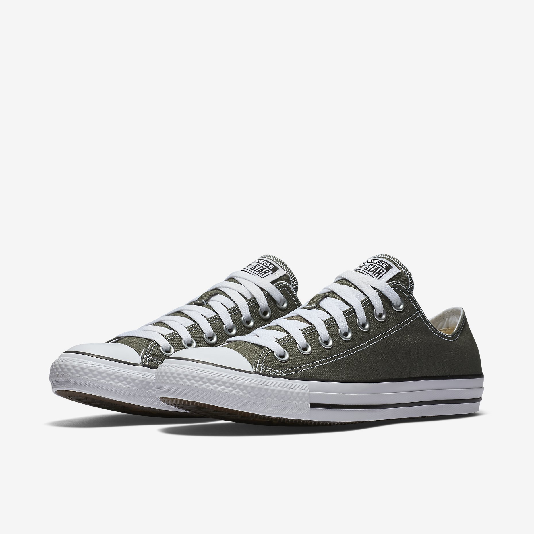 Converse Chuck Taylor All Star Low Top Charcoal - Spinners Sports 6d288188b