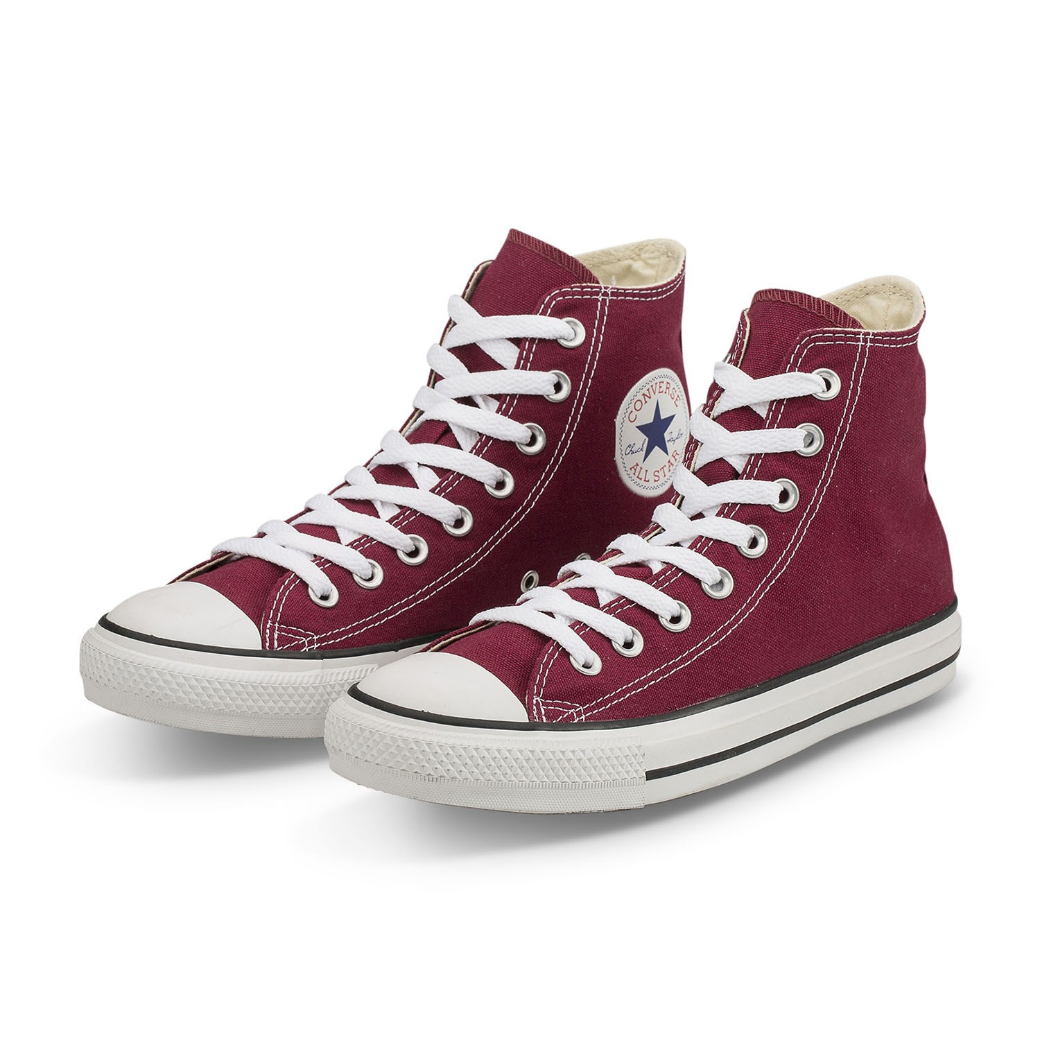 2b21c857e776 Converse Chuck Taylor All Star High Top Burgundy - Spinners Sports